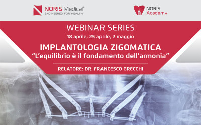 Webinar series – Implantologia zigomatica